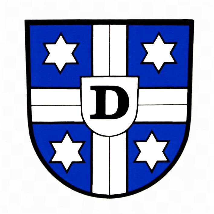 Wappen von Dielheim