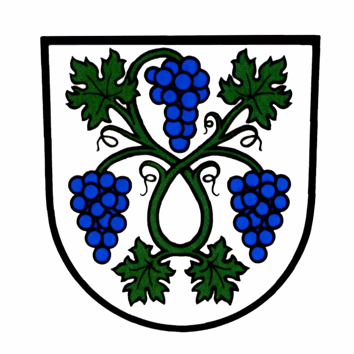 Wappen von Dossenheim