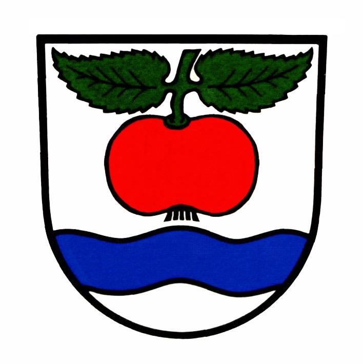 Wappen von Epfenbach