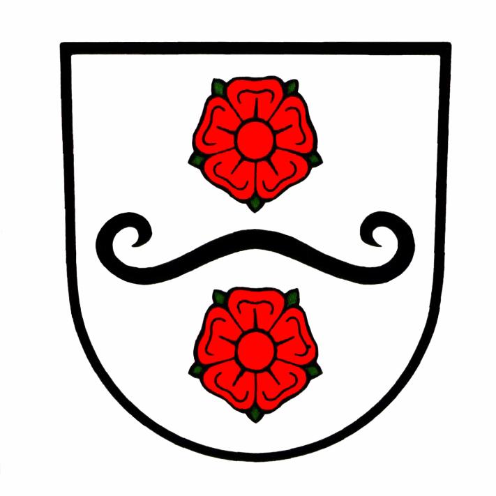 Wappen von Hemsbach