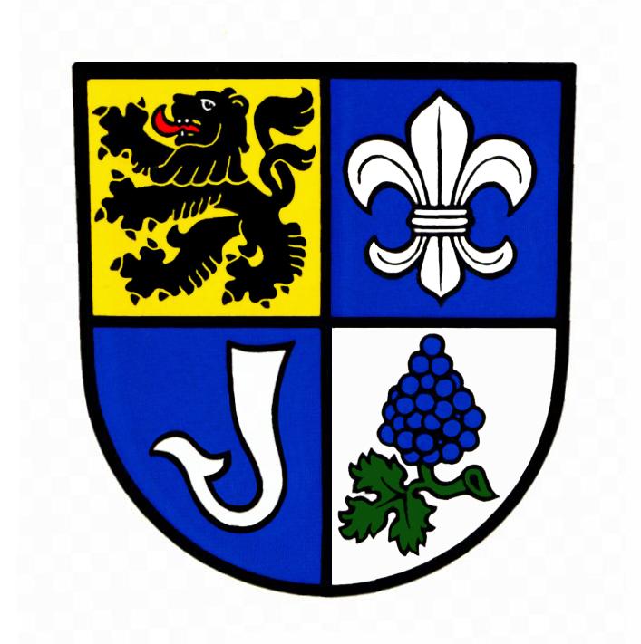 Wappen von Leimen