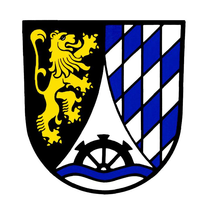 Wappen von Meckesheim