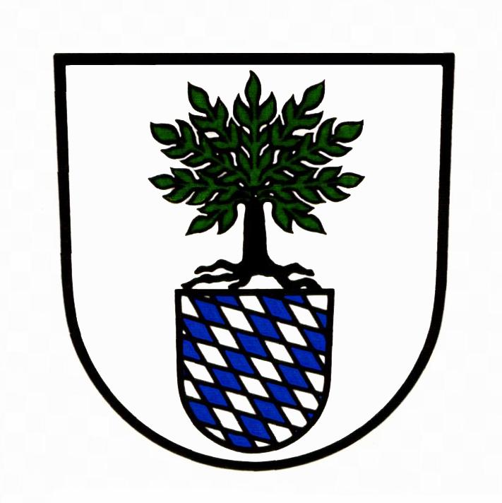 Wappen von Nußloch