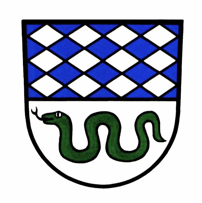 Wappen von Oftersheim