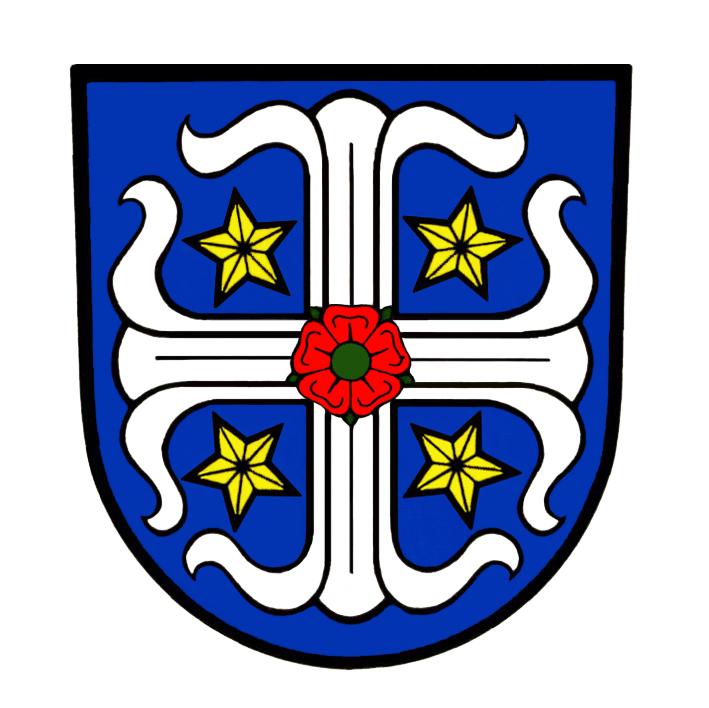 Wappen von Plankstadt