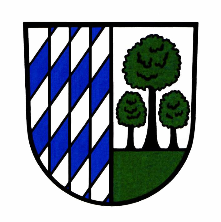 Wappen von Sandhausen