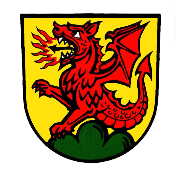 Wappen von Drackenstein