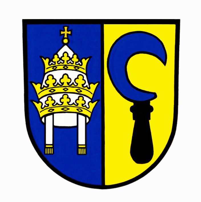 Wappen von St. Leon-Rot