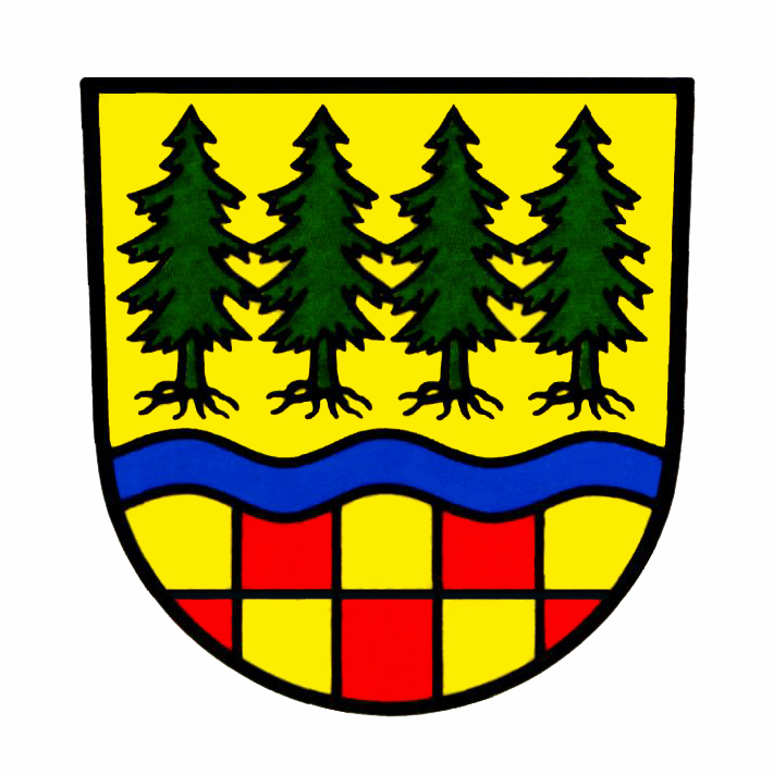 Wappen von Oberreichenbach