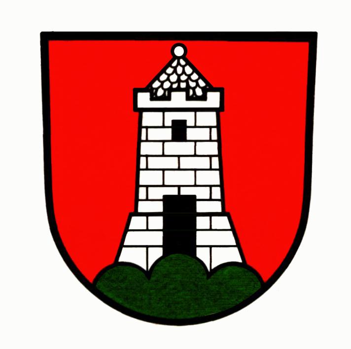 Wappen von Mönsheim