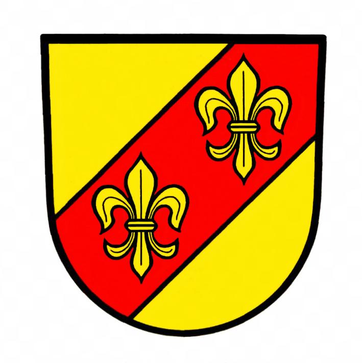 Wappen von Kämpfelbach