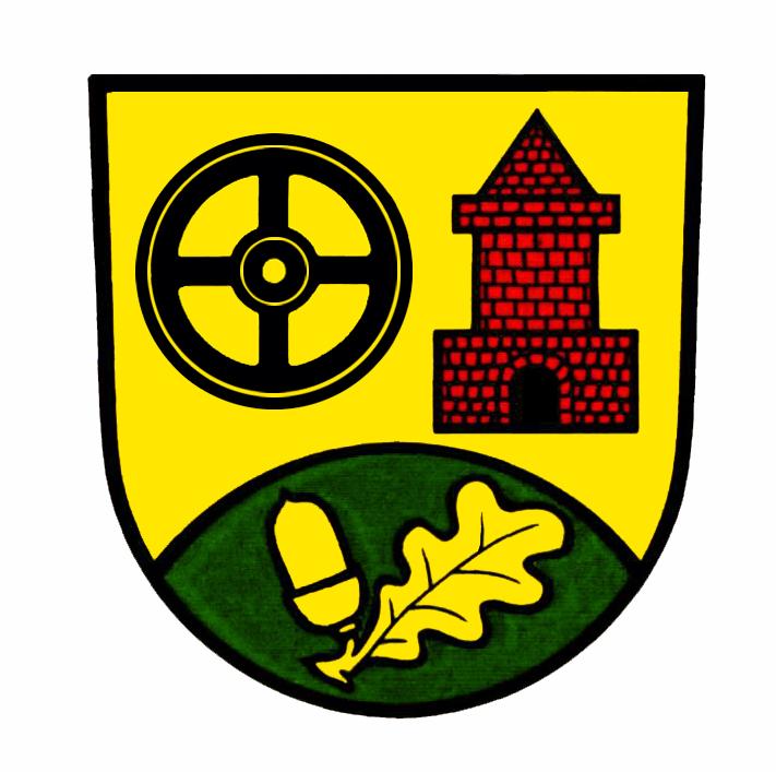 Wappen von Ölbronn-Dürrn