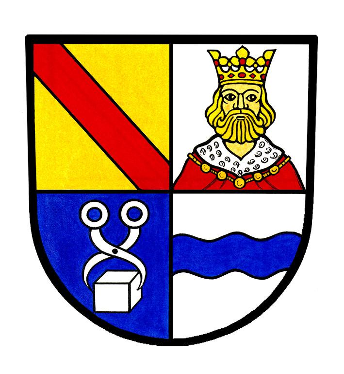 Wappen von Königsbach-Stein