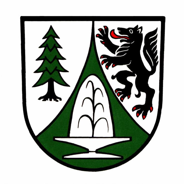Wappen von Bad Rippoldsau-Schapbach