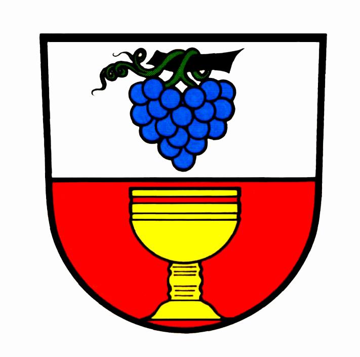 Wappen von Ballrechten-Dottingen