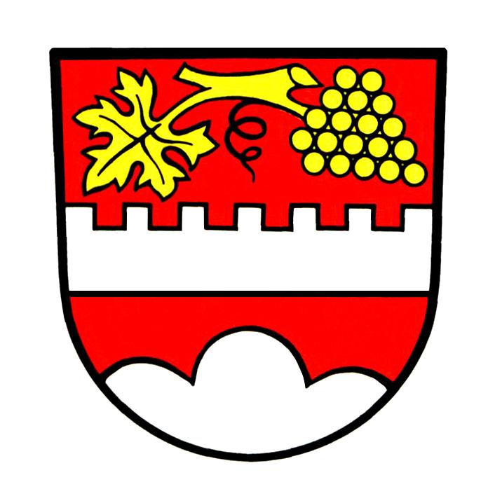Wappen von Vogtsburg im Kaiserstuhl