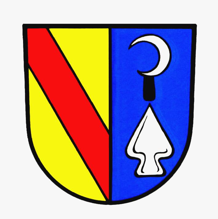 Wappen von Bahlingen am Kaiserstuhl