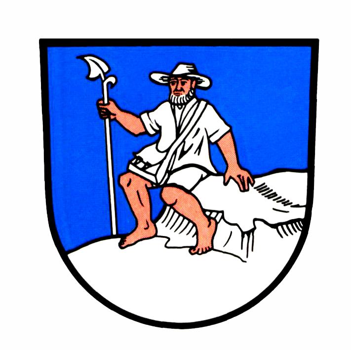Wappen von Biederbach